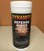 DEFENSE INSECT REPELLENT WIPES