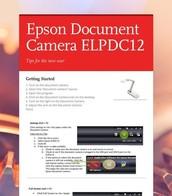 Epson Document Camera