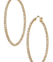 Adelaide Gold Hoops