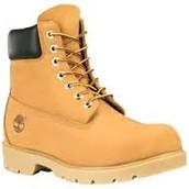 los botas marrón