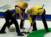 How curling is Played and won