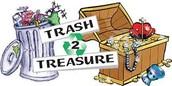 Trash to Treasure Garage Sale