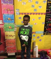 Student of the Month (Nov.)