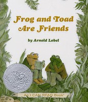 """""""Frog and Toad are Friends"""" by Arnold Lobel"""
