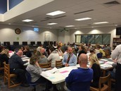 Thanks, faculty, for insightful conversation about student writing skills this week!