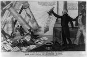 Andrew Jackson at work