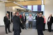 Local Councillors visit GPUTC