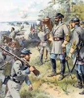 Jackson at the Battle of Bull Run
