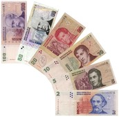 Peso, Argentina's Currency