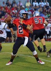 Cole Guffey for Alabama 7A Player of the Week
