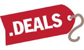 Lucas's amazing deals