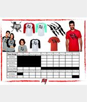 LCMSPTO T-shirt Order Form
