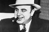 Al Capone was older