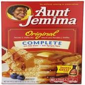Aunt Jemima Origianal Pancakes