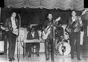 Jimi And His First Band