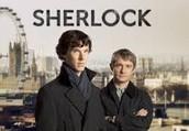 We love Sherlock Holmes!
