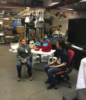 Sean M. Interviews a robotics designer!