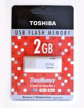 Flashdisk Toshiba 2GB - Putih Rp. 35.000