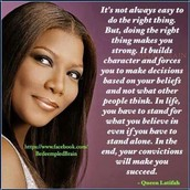 Queen Latifah Facts, Achiveiments, Did you know?, and Character traits.