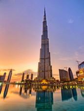Burj Khalifa – The Tallest Tourist Spot in Dubai