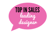 Top in Sales by Rank - Leading Designer