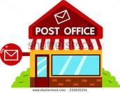 Post Office/El correo