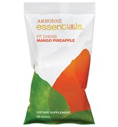 Mango-Pineapple Fit Chews