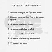 the 7 comandments