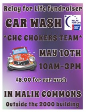 Relay for Life Car Wash Fundraiser