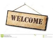 Welcome Gina Sharp