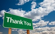 Thanks for being involved!!!