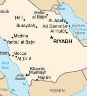 Places in Saudi Arabia
