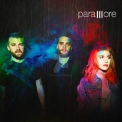 Song #4 Let The Flames Begin- Paramore