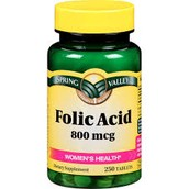 How much folic acid you need