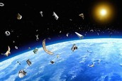 Problemes de les deixalles espacials