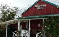 the sheering shed