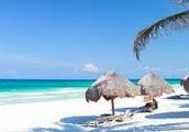 Beach of Mexico
