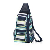 Sling-Back Bag - Sea Stripe
