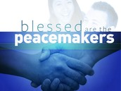 Peacemakers:  April 2016