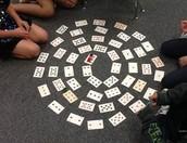 Spiral Multiplication Game