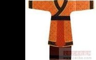 the clothes in Shang Dynasty