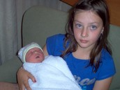 When the cuz was born section