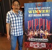 Pippin was loads of fun.