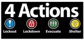 Four Actions for School Safety