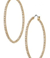 ADELAIDE HOOPS (Comes in Silver or Gold) - $39