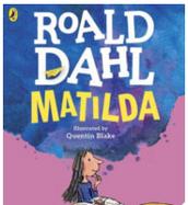 Matilda, Roald Dahl ($8.00)