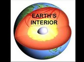How do Geologist learn about the Earth's Interior?