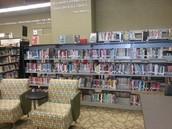 Glen Meadow Middle School Library