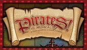 Fifth Grade Play: PIRATES!  The Musical