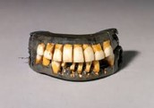 George Wahington's Teeth